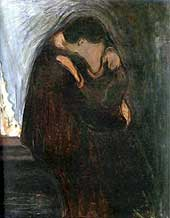 El beso... la cara y la cruz